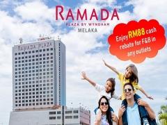 Great Family Package at Ramada Plaza Melaka
