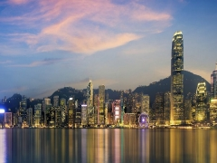 Special fares to Hong Kong with Cathay Pacific