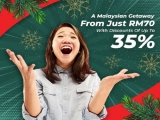 Year End Sale at Tune Hotels with Up to 35% Savings