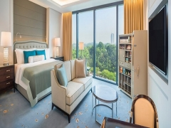Exquisite New Year Getaway with Fireworks View at The St. Regis Kuala Lumpur