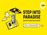 Up to 20% Off Flight to Over 60 Destinations with Scoot and NTUC Card