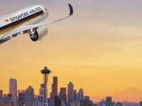 Fly Non-stop to USA with Singapore Airlines