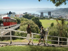 Discover Wellington and its Surrounds with Singapore Airlines