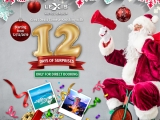 12.12 Special - 12 Days of Surprises when you Book your Stay at Lexis Hotels