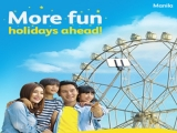 More Fun Holidays Ahead - Fly to Philippines with Cebu Pacific from SGD90