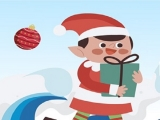 Mastercard® Exclusive: A Christmas Elf's Surprise Promotion in Adventure Cove Waterpark