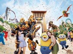 Universal Studios Singapore Adult One-Day Ticket + more at SGD79 with OCBC Card