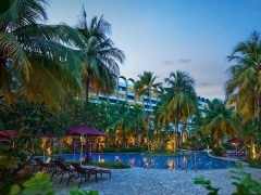 Stay at PARKROYAL Penang Resort at 20% Off with Standard Chartered Bank Card