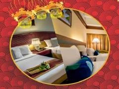 Chinese New Year Super Saver at Le Grandeur Palm Resort Johor