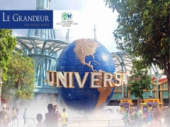 Universal Studio Singapore Package at Le Grandeur Palm Resort Johor