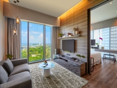 Premium Privileges Offer at Pan Pacific Serviced Suites Beach Road Singapore