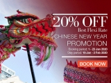 Just Got Lucky! 20% Off Savings this Lunar New Year with Swiss-belhotel International