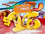 SGD16 Day Pass + More to Wild Wild Wet with DBS Card