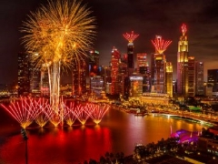 Holiday Cheer Offer at The Fullerton Hotel Singapore