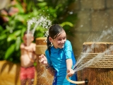 Family Getaway at Parkroyal Penang Resort