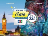 Enjoy Up to 33% Off Fares on Malaysia Airlines Flight with JCB Cards