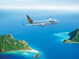 Enjoy 10% off Business and Economy Class Airfares with Fiji Airways and MasterCard