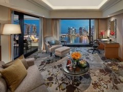 Suite Temptations at Mandarin Oriental Singapore