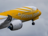 WIN Free Flights and Voucher from Scoot this CNY