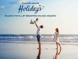 Flash Deals - Enjoy your Next Holiday with Singapore Airlines