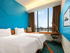Room with Breakfast Package at Days Hotel Singapore at Zhongshan Park