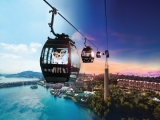 NTUC Members Privileges - 30% off Singapore Cable Car and Wings of Time Show Tickets.