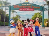 """Hong Kong Disney """"Priority Special"""" & 1-Day Ticket Combo"""