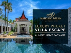 Luxury Villa Escape at Maikhao Dream Villa Resort & Spa by Centara