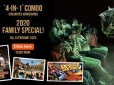 2020 Family Special 4-in-1 Combo Admission Package