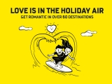 Love is in the Air - Get Romantic with Scoot from SGD57
