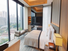 Sophisticated Suite Life at InterContinental Singapore Robertson Quay