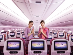 Special Economy Class Fares in Thai Airways with OCBC Card