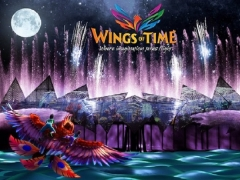 Wings of Time 15% OFF Standard Seats Tickets with Unionpay