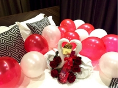Romantic Decoration Package at Hotel Yan