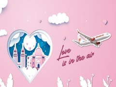Valentine's Special Deal in Malindo Air with Fares from SGD69