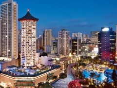Iconic Singapore Getaway from $999 Nett with Stay at Singapore Marriott Tang Plaza Hotel