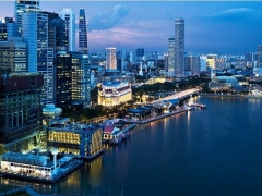 Stay More Save More Offer at The Fullerton Bay Hotel Singapore