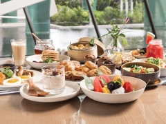 Bed and Breakfast Offer at Marina Bay Sands Singapore