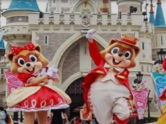 30% Off Ticket to Lotte World Theme Park with Maybank