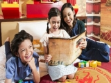 Kids Stay and Play in Legoland Malaysia