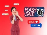 Flash Sale - Fly to Bangkok from SGD75 with Thai Lion Air