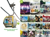 Happy 2 Joyride Package from SGD 45 Exclusive for NTUC Cardmembers