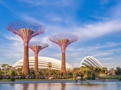 Singapore Residents Enjoy 10% Off Tickets to Gardens by the Bay