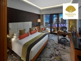 Deluxe Room from SGD308 at Mandarin Oriental Singapore with NTUC Card