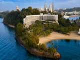 Tropical Family Escapade at Shangri-La's Rasa Sentosa Resort & Spa, Singapore