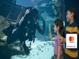 Mastercard® Exclusive: S.E.A. Aquarium Ticket Offer at SGD41