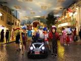 KidZania Singapore turns Fantastic Four!