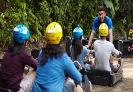 15% Off All Family Packages at Skyline Luge