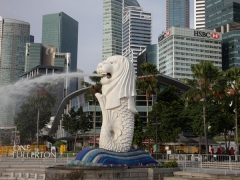 Enjoy HSBC staycation treat from S$209++* per night at Fairmont Singapore