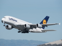 Flights to Europe from 1,069 SGD with Lufthansa